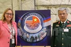 Việt-Mỹ tăng cường hợp tác an ninh biển