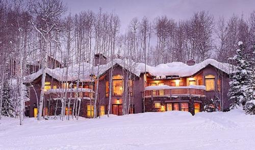 Top 10 khu nghỉ dưỡng trượt tuyết xa hoa nhất cho mùa đông