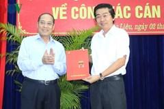 Bí thư  Bạc Liêu làm Phó trưởng Ban Nội chính TƯ
