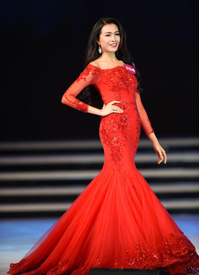 Gặp 3 đối thủ đáng gờm Hoa hậu Hoàn vũ VN