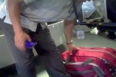 Một 'thời hoàng kim' của dân trộm cắp hành lý máy bay