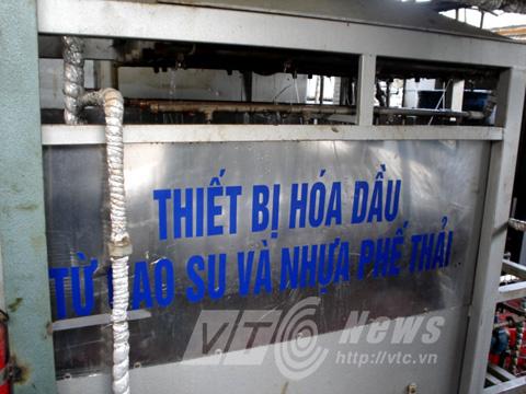 Kỳ nhân Hải Phòng: Biến rác thành xăng