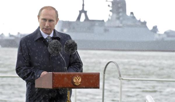 Putin, ý đồ, tham vọng, hải quân