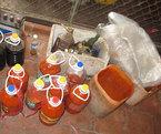 Nhận biết nước mắm, tương ớt có độc nhanh chóng