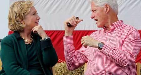 Thêm những tiết lộ gây sốc về Hillary Clinton