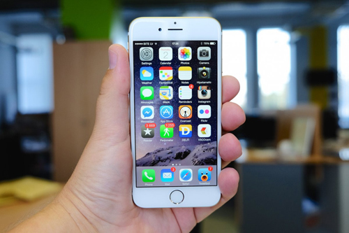 Top 10 smartphone, iPhone 6S, iPhone 6S Plus, iPhone 6