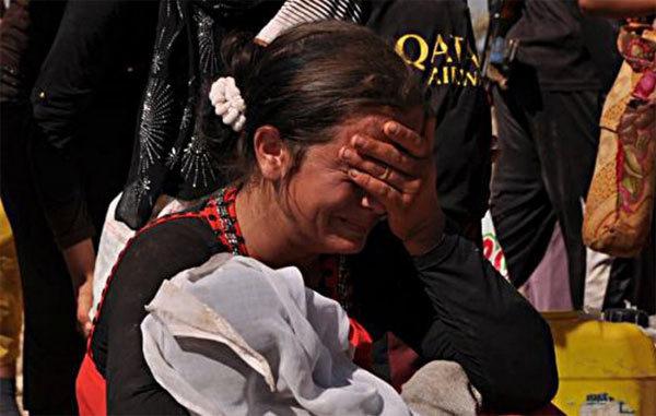 Yazidi, nô lệ, tình dục, tự tử