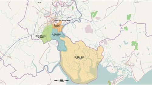 đặc khu kinh tế TP.HCM, bất động sản TP.HCM, thị trường địa ốc phía Nam, chuyên gia bất động sản