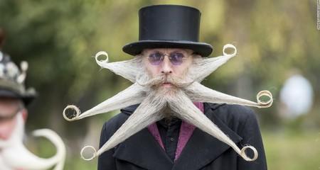 Ngắm những bộ râu trứ danh