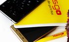 Smartphone Việt siêu mỏng khung nhôm nguyên khối