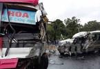 Tai nạn ô tô người Việt tại Lào, 8 người thương vong