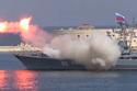 Tàu chiến Nga rầm rộ kéo đến Địa Trung Hải