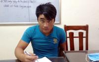 Hà Nội: Bắt đối tượng ném gạch gẫy tay trung tá CSGT