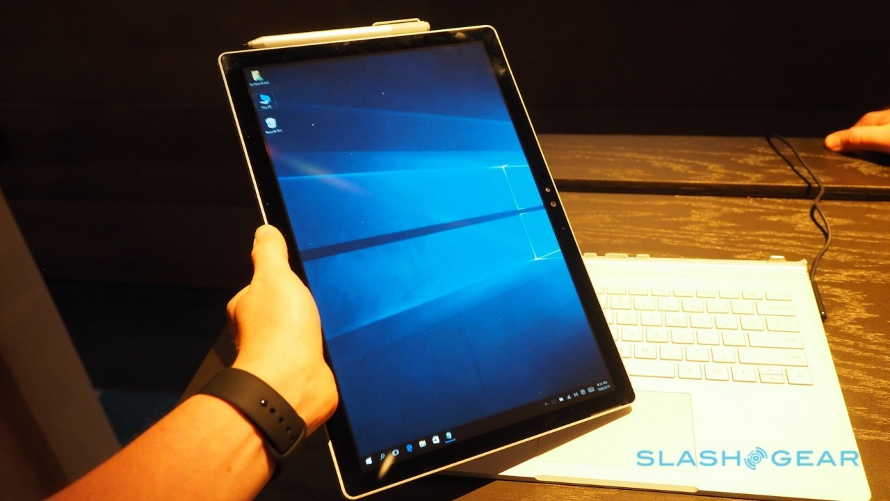 siêu laptop, Surface Book, Microsoft