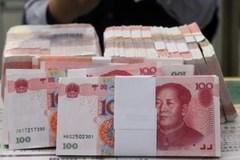 NDT Trung Quốc vượt mặt đồng Yên Nhật Bản