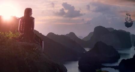 Hang Én, Vịnh Hạ Long đẹp mê hồn trong phim 'Pan'