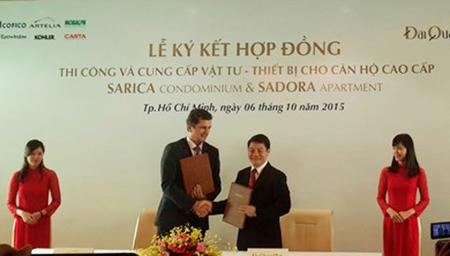 Đại Quang Minh ra mắt 2 dự án BĐS cao cấp