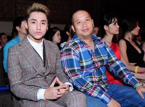 Quang Huy gọi rapper