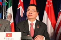 Chính phủ báo cáo Trung ương về TPP
