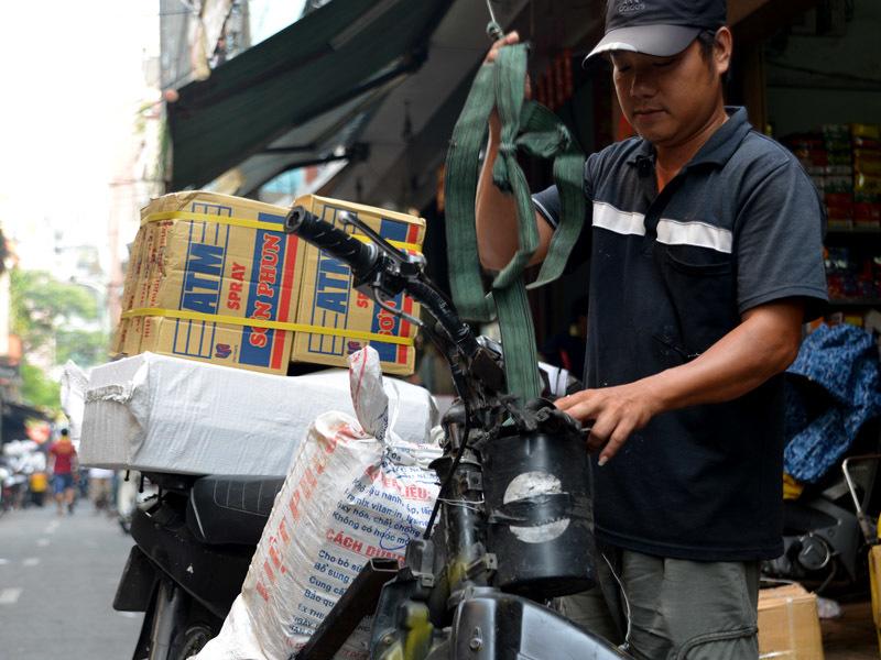 Tập đoàn 'xe xác ướp' dọc ngang Sài thành - 11