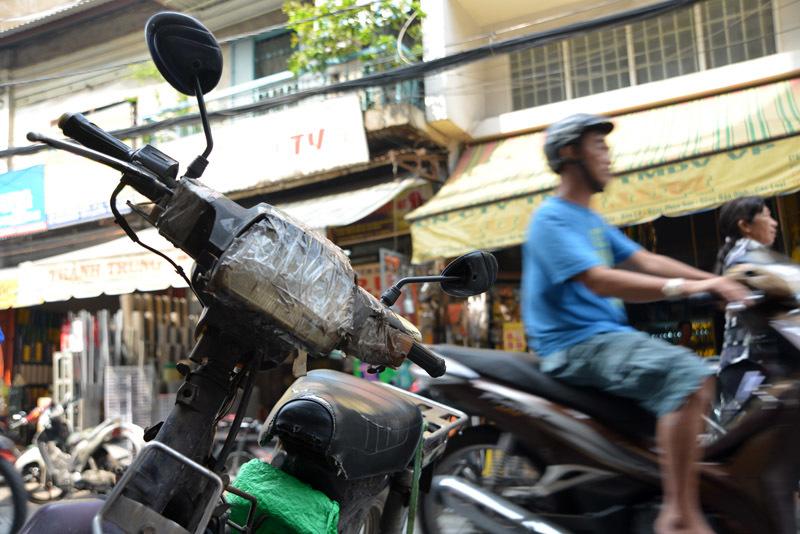 Tập đoàn 'xe xác ướp' dọc ngang Sài thành - 6