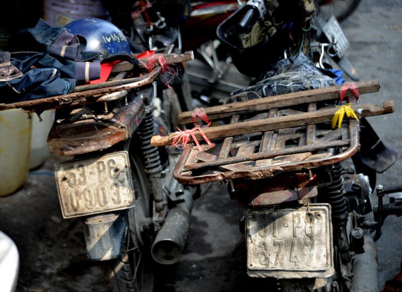 Tập đoàn 'xe xác ướp' dọc ngang Sài thành - 7