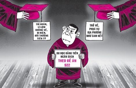 Du học sinh dùng tiền công đi không về: Kiện là đúng