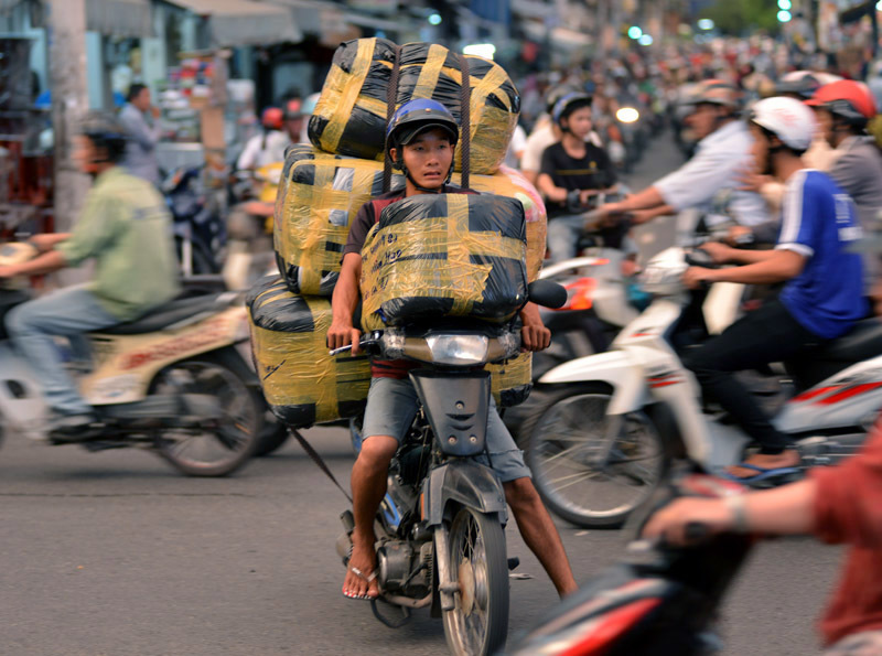 Tập đoàn 'xe xác ướp' dọc ngang Sài thành - 15