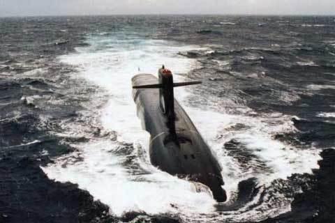 Tàu ngầm lớn nhất của Mỹ còn thua xa Nga