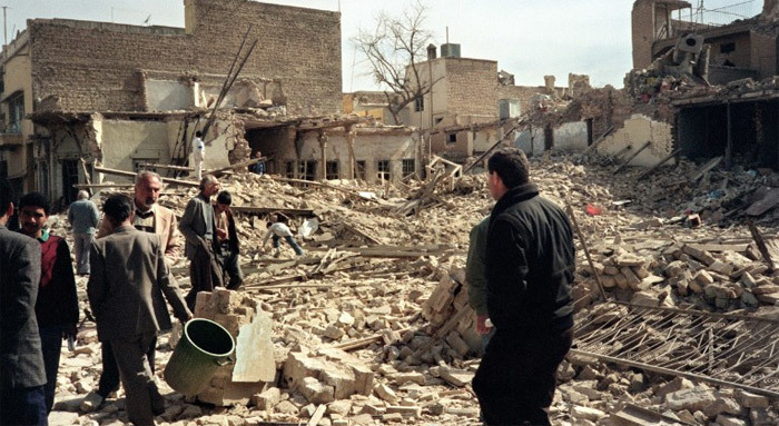 Nhìn lại những vụ ném bom nhầm đẫm máu của Mỹ
