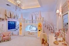 """Phòng ngủ tiền tỷ đẹp đến ngất ngây của các """"cậu ấm cô chiêu"""""""