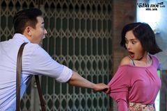 Miu Lê gây cười với vai bà nội xì teen