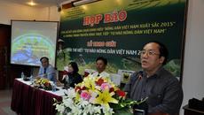 """63 nông dân đạt danh hiệu """"Nông dân Việt Nam xuất sắc năm 2015"""""""