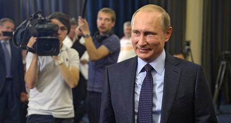Thế giới 24h: Putin nhận 'mưa' lời chúc