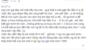 Game thủ Cửu Âm Chân Kinh viết status lăng mạ bạn gái đào mỏ