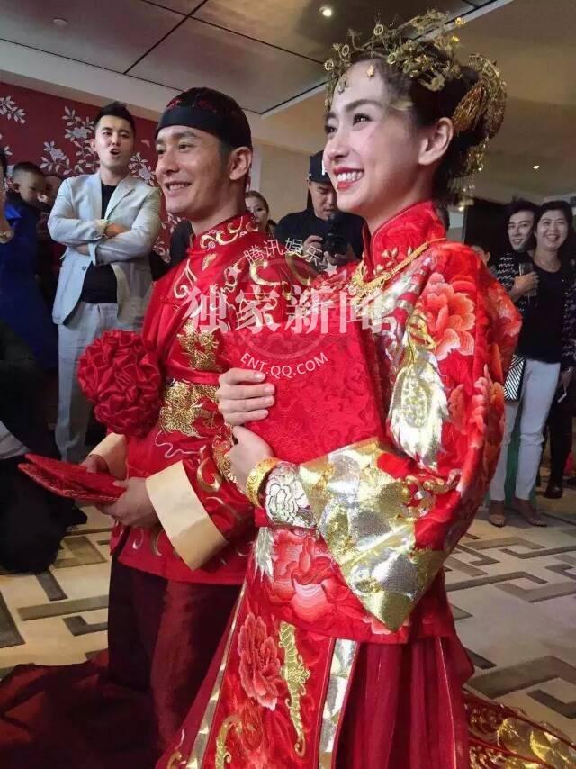 Cận cảnh dàn siêu xe trong đám cưới Huỳnh Hiểu Minh - Angela Baby