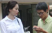 Hoa hậu Đặng Thu Thảo phục kích bắt kẻ lừa đảo