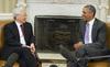 Việt-Mỹ đang thu xếp chuyến thăm VN của ông Obama