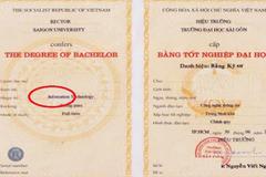 Quy định mới về cấp bằng đại học