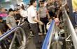 Bé trai chết thảm vì thang cuốn tại Trung Quốc