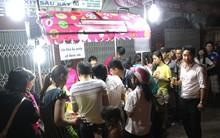 Buffet quán cóc tràn khắp vỉa hè Sài Gòn