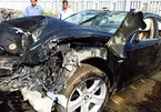 Công an lên tiếng vụ cán bộ lái ôtô vi phạm tông 7 xe máy - ảnh 5