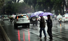 Không khí lạnh tăng cường, Hà Nội có mưa dông