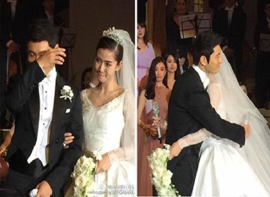 Kinh ngạc trước đám cưới xa hoa bậc nhất làng giải trí