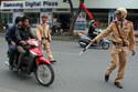 Những lực lượng chức năng có thể tham gia xử phạt giao thông?