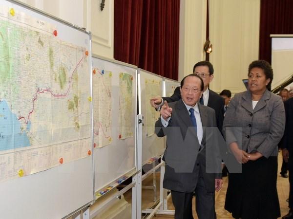 Campuchia: Chính phủ yêu cầu công khai bản đồ phân giới với VN