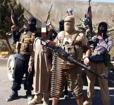 IS, đao phủ, khét tiếng, tàn bạo