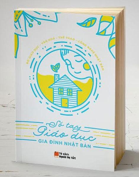 Phát miễn phí 'Sổ tay giáo dục gia đình Nhật Bản' cho phụ huynh Việt