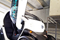Ngắm ô tô điện 2 chỗ ngồi độc đáo