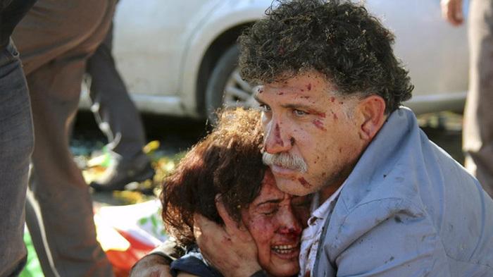 Nổ liên tiếp gây thương vong lớn ở Thổ Nhĩ Kỳ
